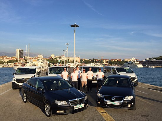 Transfer Croatia - Private Airport Shuttle