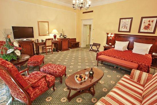 Carlsbad Plaza Medical Spa & Wellness Hotel : Junior Suite