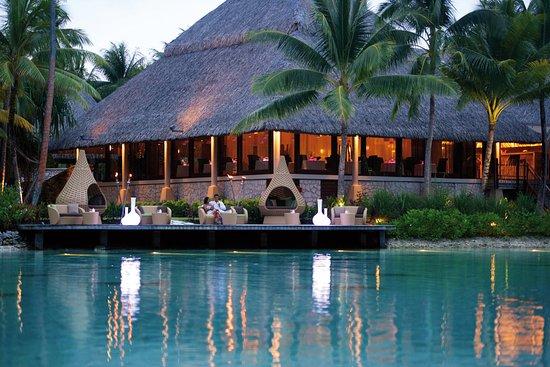 InterContinental Bora Bora Resort & Thalasso Spa: Le Corail gourmet restaurant