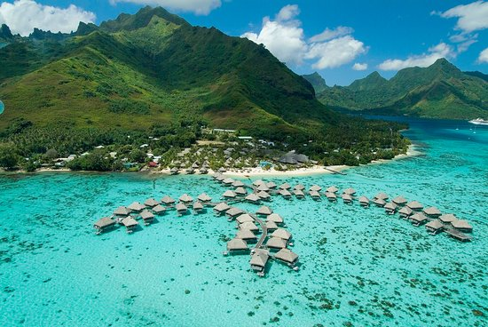 منتجع Hilton Moorea Lagoon Resort & Spa