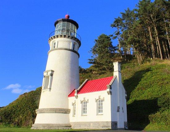 Heceta Head Lighthouse-bild