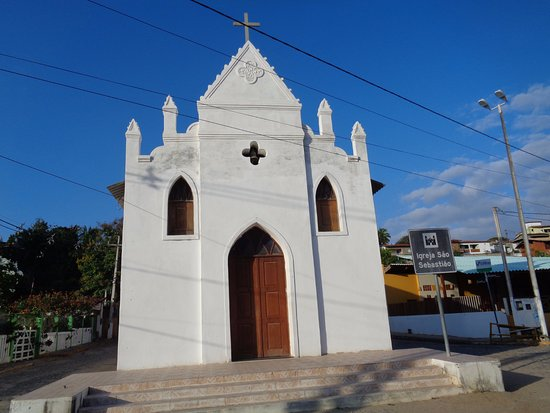 Sao Sebastiao Church