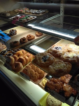 Little Falls, MN: Donuts and pastries.