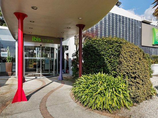 Ibis Styles Lorient : Exterior