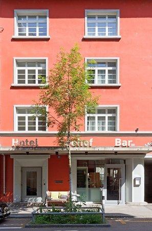 Hotel Seehof: Exterior