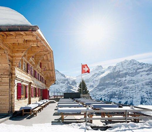 Berghaus Bort: Bar/Lounge