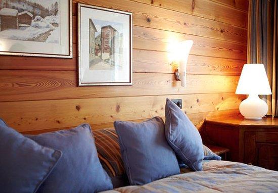 Europe Hotel & Spa: Double room economy
