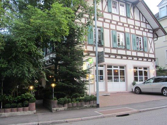 Restaurant Hotel Athos Baden Baden