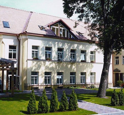 Grotthuss Hotel: Exterior