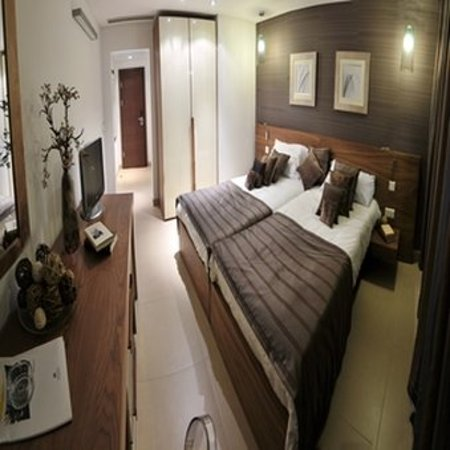 Dolmen Resort Hotel: Standard Twin Inland Room JPG