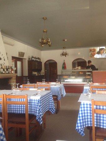 Monte Real, Portugal: Sala de refeições