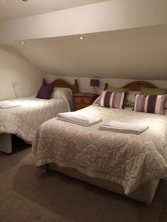 Ings, UK: The lovely family room
