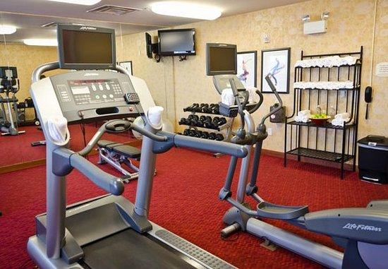 Residence Inn Gulfport-Biloxi Airport: Fitness Center