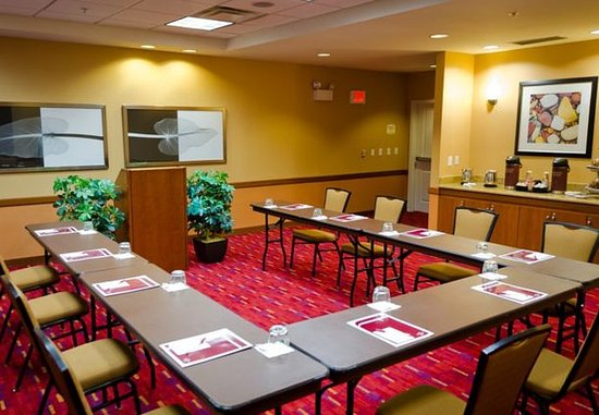 Residence Inn Gulfport-Biloxi Airport: Meeting Room – U-Shape Setup