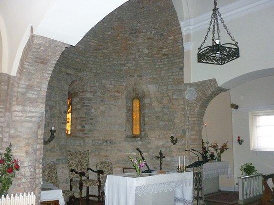 Santuario Madonna della Pieve: vista interno