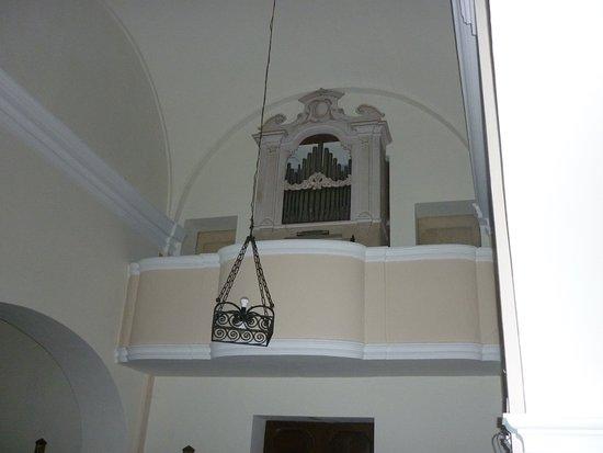 Santuario Madonna della Pieve: organo
