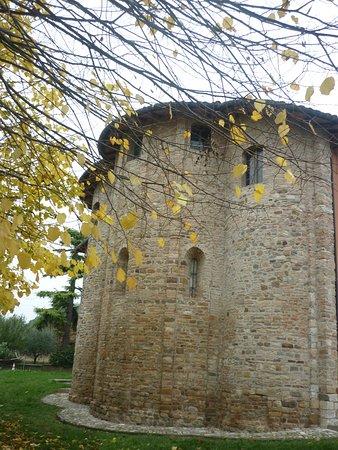 Santuario Madonna della Pieve: l'abside romana