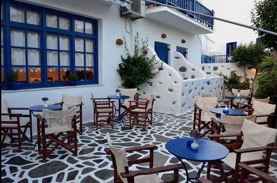 Dilion Hotel : Garden Restaurant