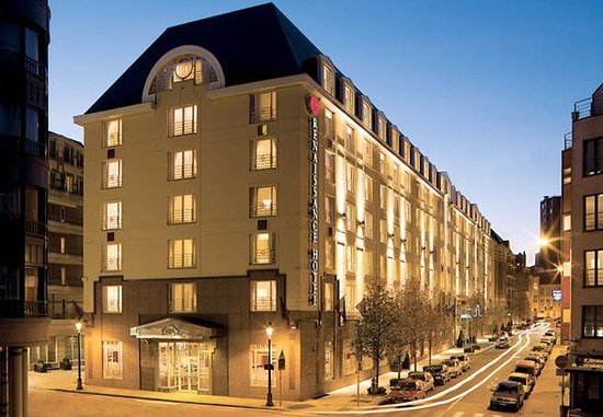 Renaissance Brussels Hotel: Exterior