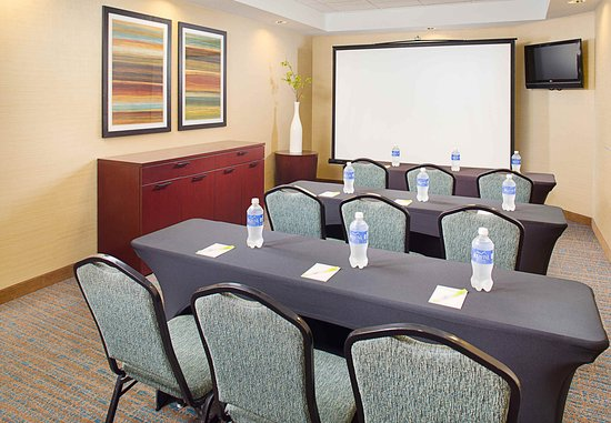 Fairfield Inn & Suites by Marriott San Antonio SeaWorld/Westover Hills: Boardroom