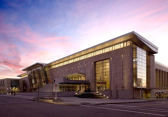 Raleigh Marriott City Center: Raleigh Convention Center