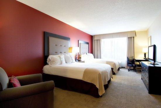 สปริงฟิลด์, ออริกอน: Two Queen Bed Guest Room