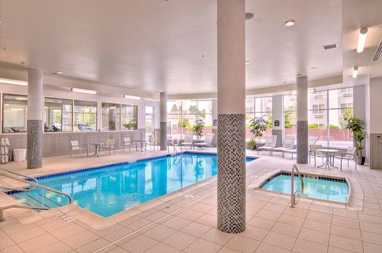Springfield, OR: Indoor Pool and Spa
