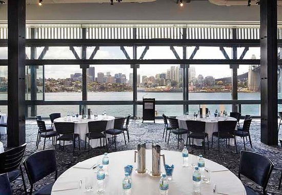 Pier One Sydney Harbour, Autograph Collection: Water at Pier One – Corporate Event Setup