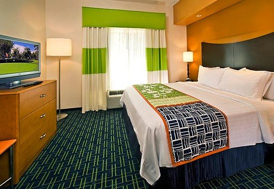 เลกซิตี, ฟลอริด้า: King Guest Room