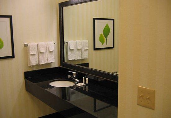เลกซิตี, ฟลอริด้า: Guest Bathroom