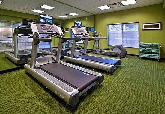Fairfield Inn & Suites Lake City: Exercise Room