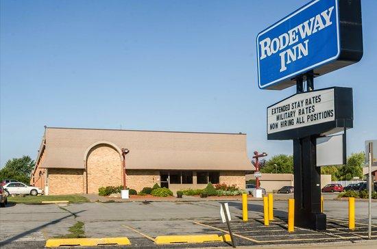 Rodeway Inn: Exterior