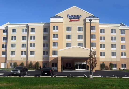Fairfield Inn & Suites Carlisle: Exterior