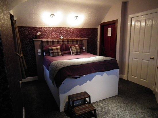Kinloch Rannoch, UK: Moor of Rannoch Hotel