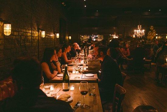 Maude Restaurant Chicago