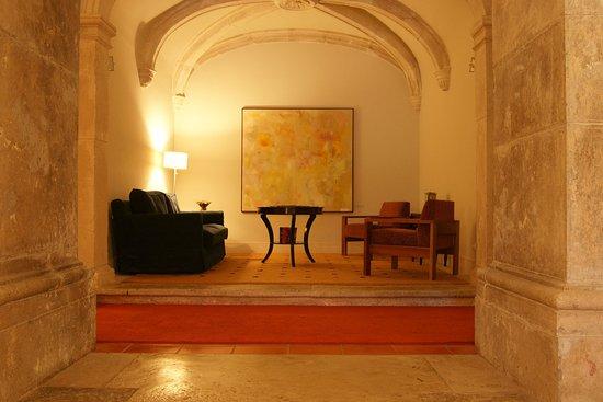 Pousada de Ourem - Fatima Historic Hotel: Lobby