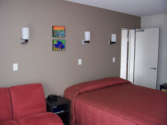 Cranford Oak Motel: Family Suite tarriff up to 4