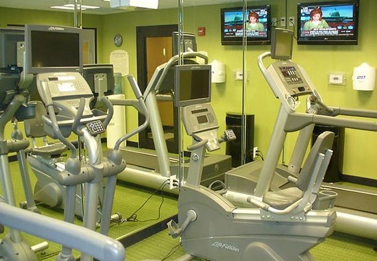 Fairfield Inn & Suites Sevierville Kodak: Fitness Room