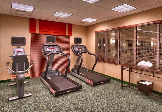 Fairfield Inn & Suites Boise Nampa: Fitness Center