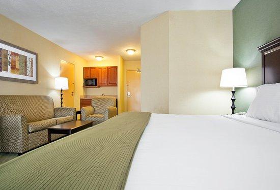 هوليداي إن اكسبرس وست سينسيناتي: King Bed Guest Room
