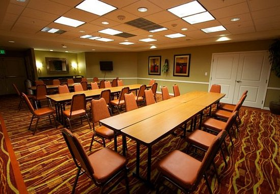 Residence Inn Bryan College Station: Reveille Meeting Room