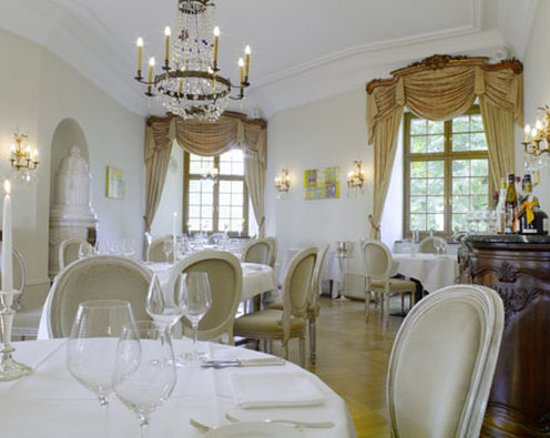 Schloss Binningen : Breakfast Room