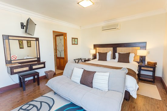 Gordon's Bay, Sudáfrica: Family Suite - (Bedroom 1 - Large Double)