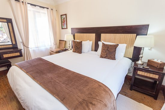 Blue Horizon Guest House: Family Suite - (Bedroom 2 - Standard Double)