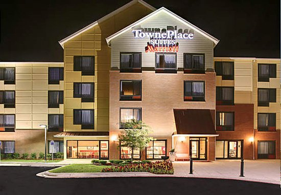 TownePlace Suites Shreveport-Bossier City: Entrance