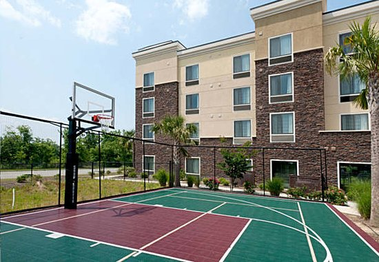 TownePlace Suites Columbia Southeast/Fort Jackson: Sport Court