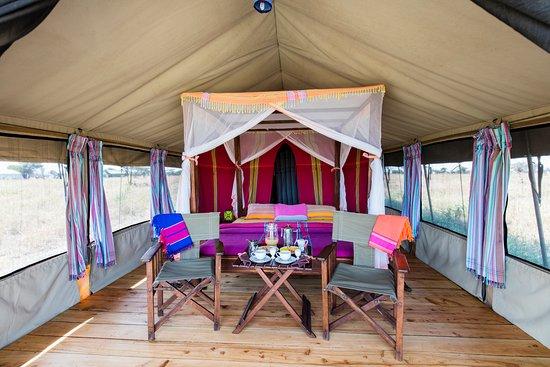Serengeti Tingitana Tented Camp