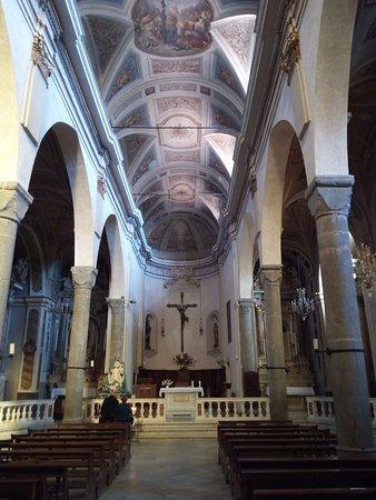 Perinaldo, Италия: L'interno
