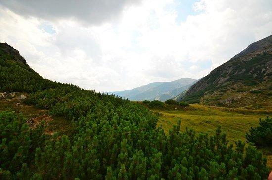 Fagaras Mountains Photo