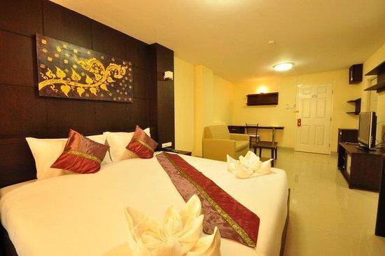 Regent Suvarnabhumi Hotel: Deluxe Single with Breakfast